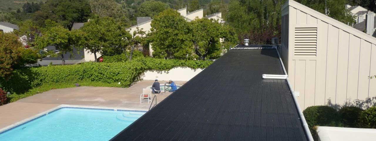Suntopia Solar Pool Heating Invisible Pool Heaters For Las Vegas