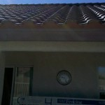 Almost Invisible Solar Heating System