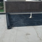 Flat Roof Solar Pool Heater