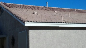 Las Vegas invisible solar pool heater