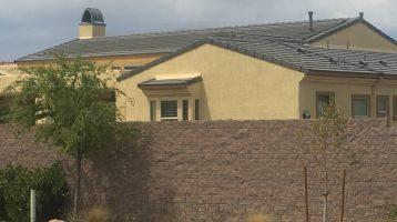 Rooftop solar grey