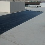View of Solar Pool Heaters