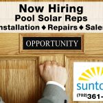Now Hiring Solar Pool Heating Reps in Las Vegas