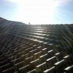 Suntopia solar heater installation