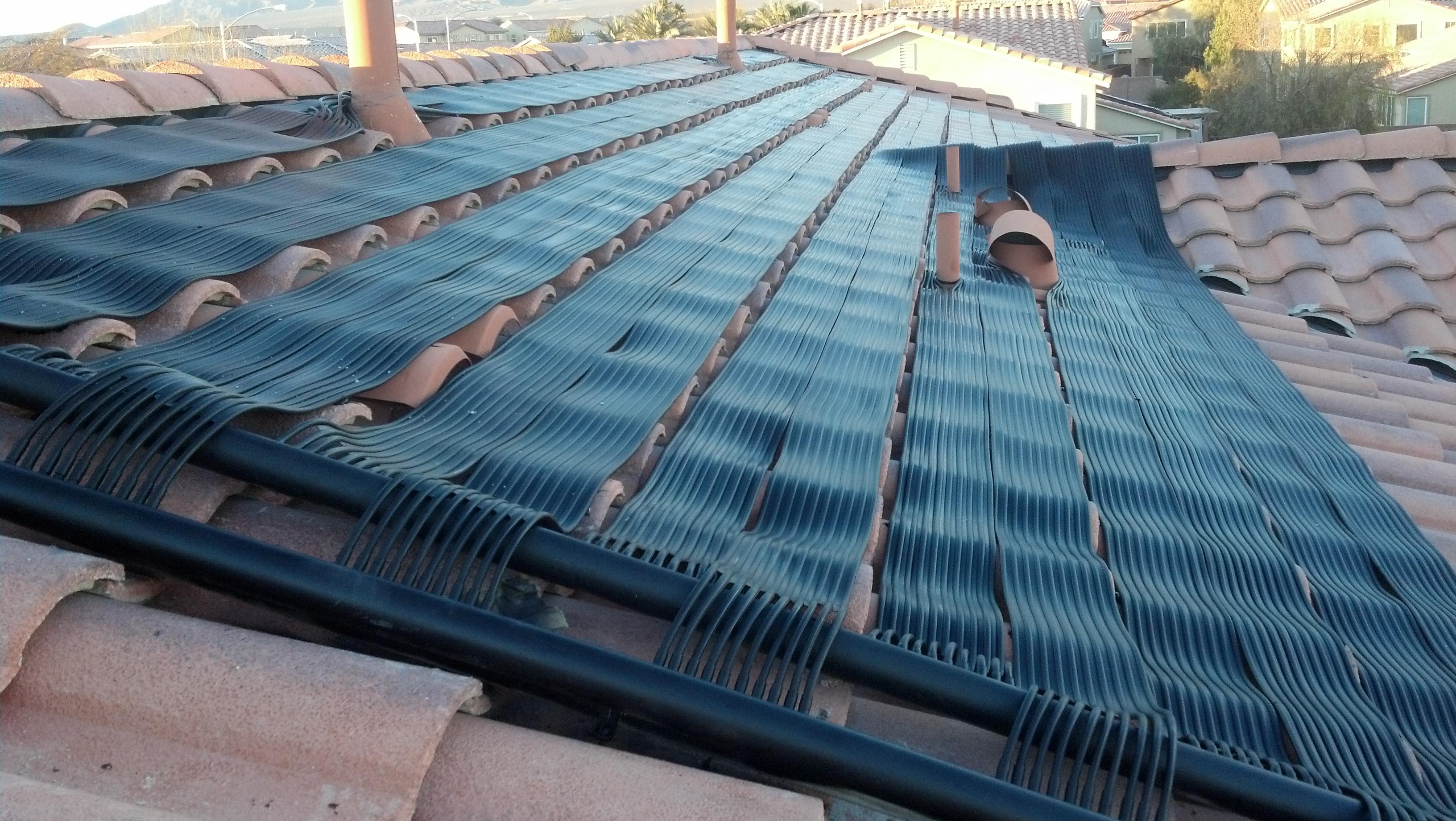 Las Vegas Solar Heater Suntopia Solar Pool Heating