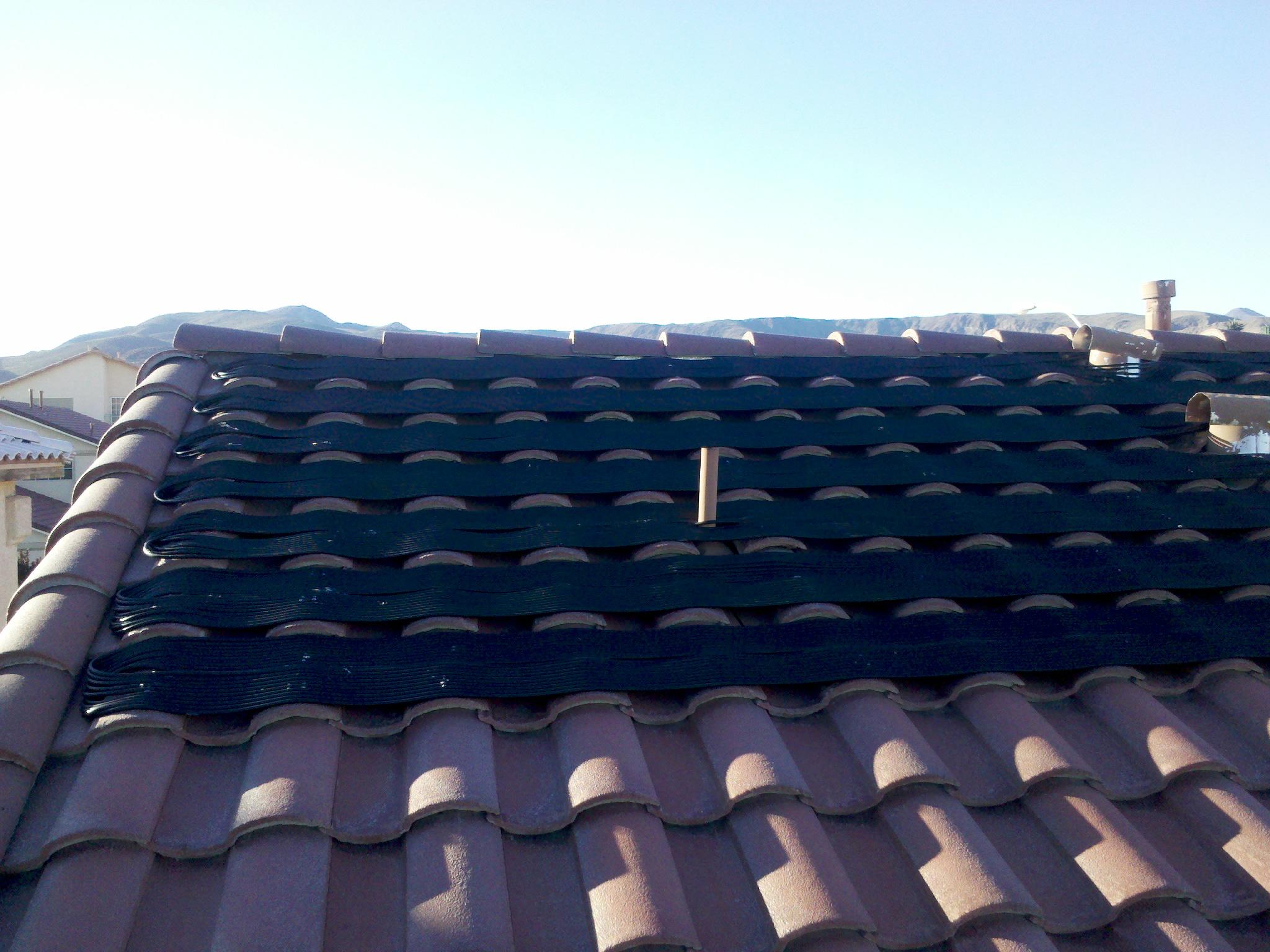 Solar Pool Heater Installation Suntopia Solar Pool Heating